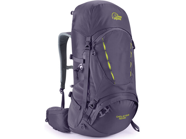 Lowe Alpine Cholatse ND 45 Backpack Women Aubergine